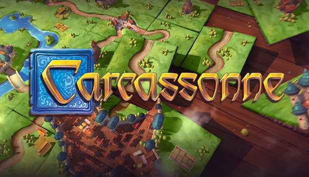 Carcassonne the official board game