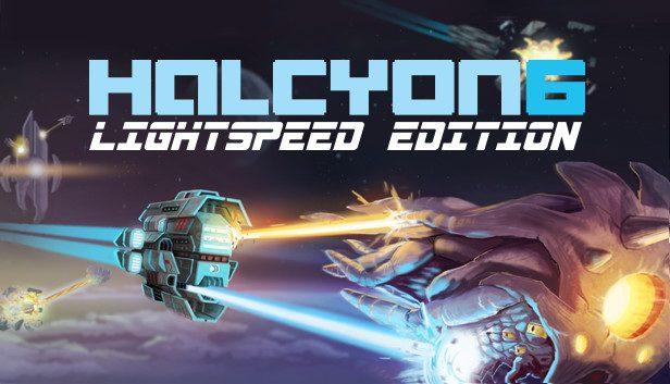 Halcyon 6 lightspeed edition