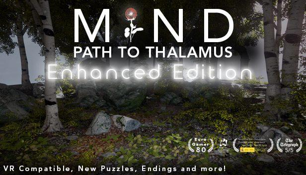 Mind path to thalamus e edition